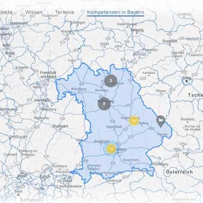 Bayern: Kompetenzen in der Additiven Fertigung