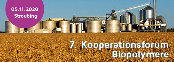 7. Kooperationsforum Biopolymere