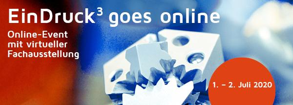 Eindruck Online-Event